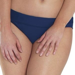 NWT Curvy Kate Jetty Fold Over Bikini Bottoms 3XL